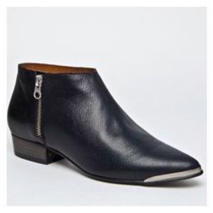 Sixty-Seven 'Enrica' Leather Bootie